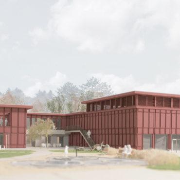 Wettbewerb Neubau Heilpädagogische Schule
