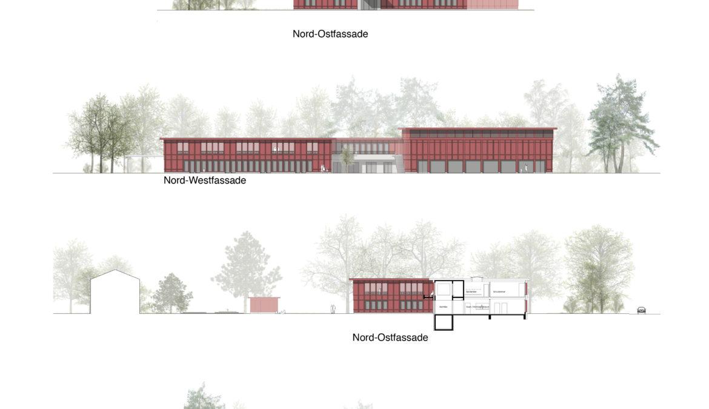Wettbewerb Neubau Heilpädagogische Schule 10