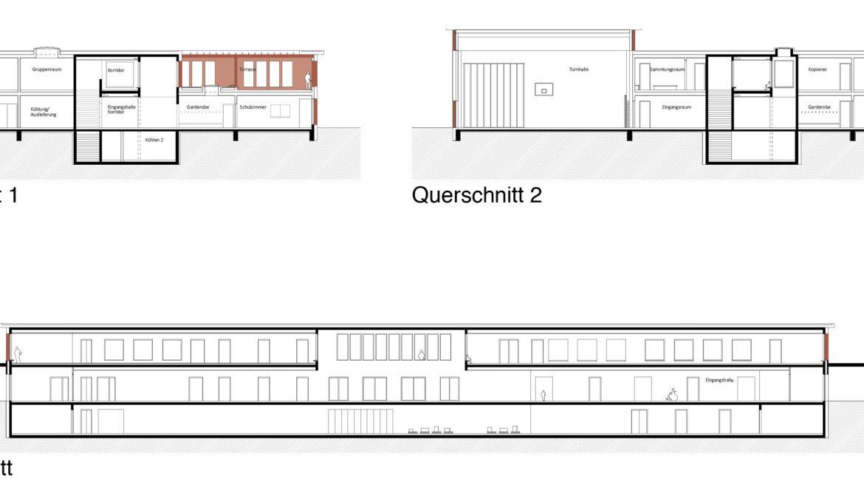 Wettbewerb Neubau Heilpädagogische Schule 12