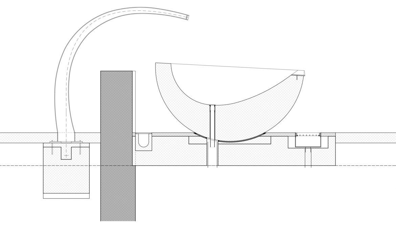 Neugestaltung Brunnen Pfarreizentrum Guthirt 9