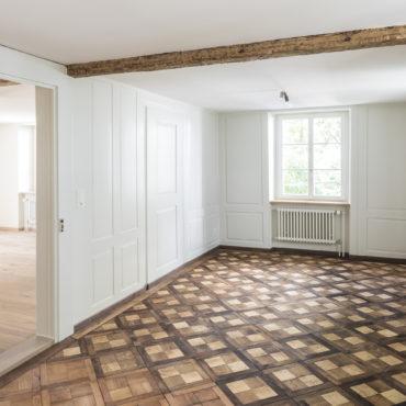 Umbau und Sanierung Mehrfamilienhaus 2