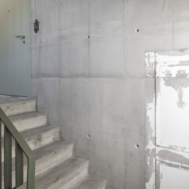 Umbau und Sanierung Mehrfamilienhaus 5