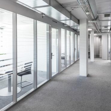 Büroausbau Geschäftshaus 2