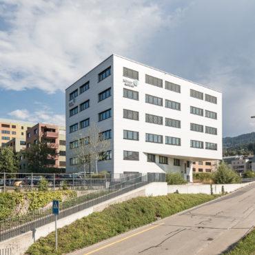 Büroausbau Geschäftshaus 3