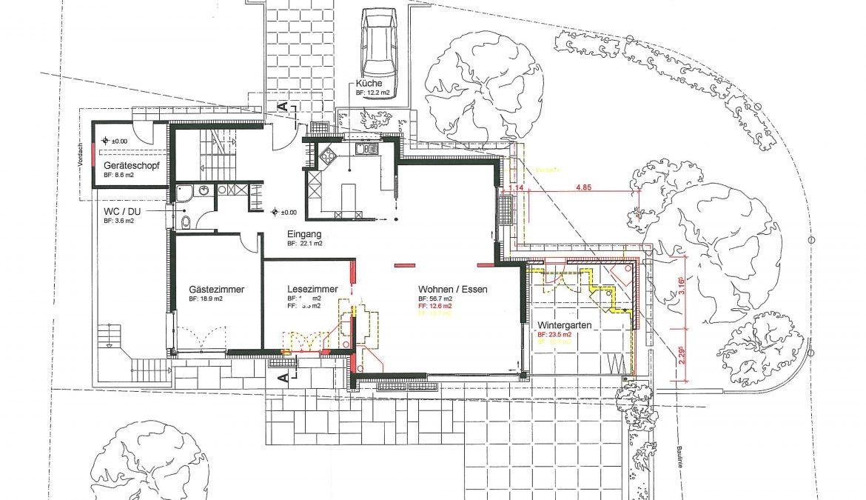 Umbau und Erweiterung Mehrfamilienhaus 9