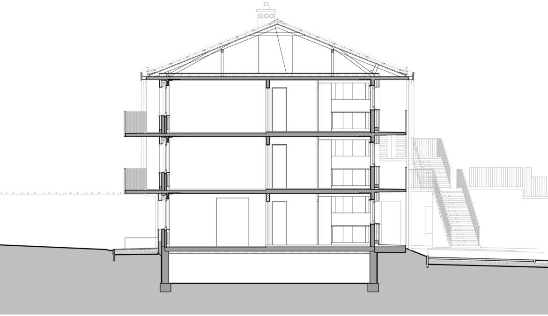 Totalsanierung Mehrfamilienhaus 11
