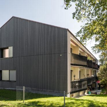 Totalsanierung Mehrfamilienhaus 1