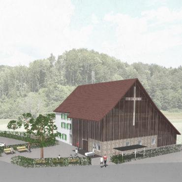 Wettbewerb Ausbau Bauernhaus 2