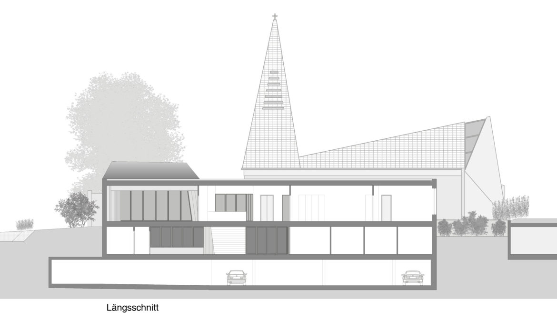 Wettbewerb Ersatzneubau Pfarreigebäude St. Maria 13