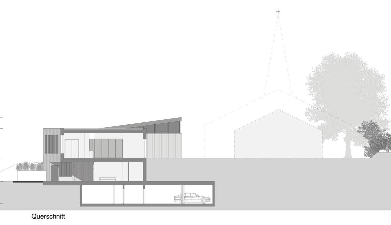 Wettbewerb Ersatzneubau Pfarreigebäude St. Maria 14