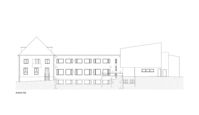 Um- und Anbau Pfarreizentrum Guthirt 10