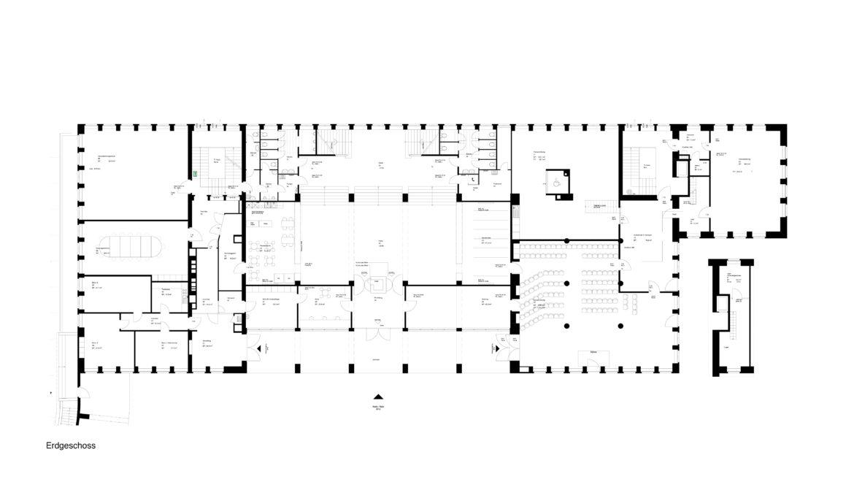 Umbau Kirchgemeindehaus Wipkingen in Etappen 9