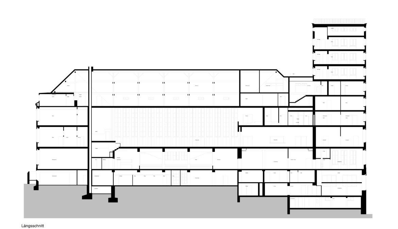 Umbau Kirchgemeindehaus Wipkingen in Etappen 10