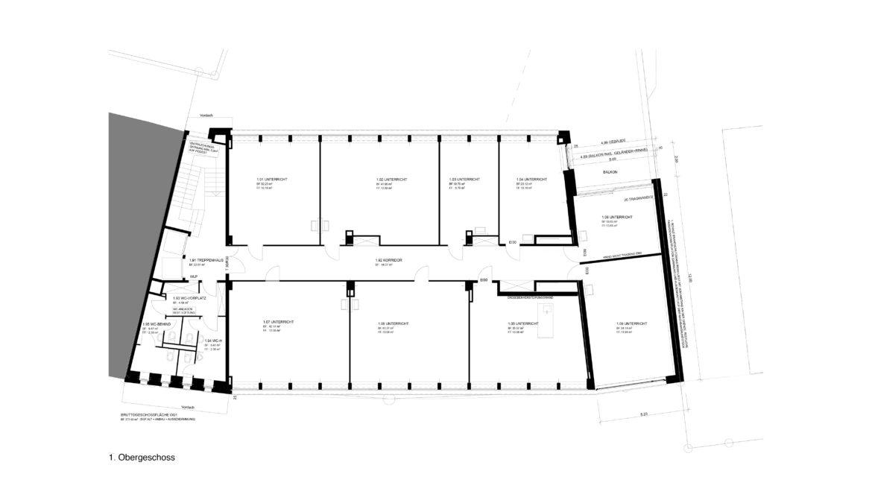 Sanierung und Anbau Berufsschule für Hörgeschädigte in Etappen 10