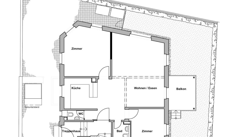 Renovation Mehrfamilienhaus 9