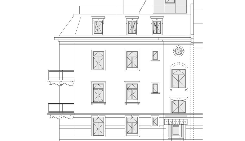 Renovation Mehrfamilienhaus 10