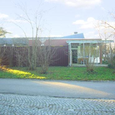 Neubau und Anbau Forschungsanstalt ART Reckenholz 1