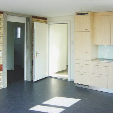 An- und Umbau Mehrfamilienhaus 1