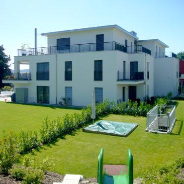 Neubau Mehrfamilienhaus 1