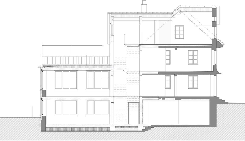 Umbau und Sanierung Mehrfamilienhaus 10