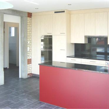 An- und Umbau Mehrfamilienhaus 2