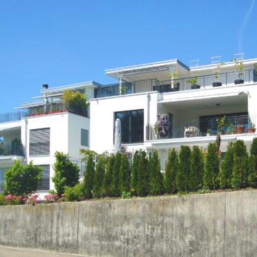 Neubau Mehrfamilienhaus 2