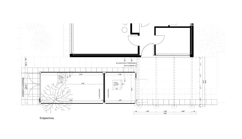 Neubau und Anbau Forschungsanstalt ART Reckenholz 9