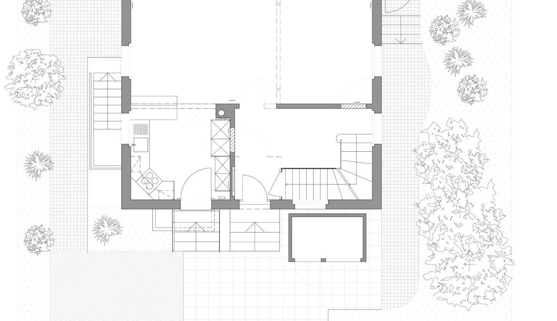 Umbau und Renovation Einfamilienhaus in Etappen 9