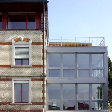 An- und Umbau Mehrfamilienhaus 3