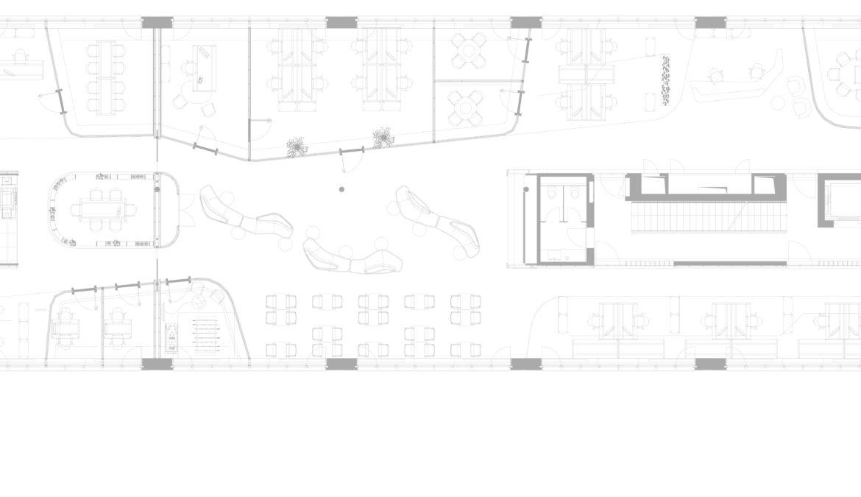 Büro- und Laborausbau Geschäftshaus 9