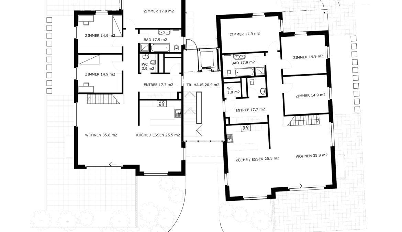 Neubau Mehrfamilienhaus 9