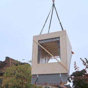 Umbau und Dachstockausbau Einfamilienhaus