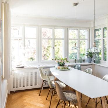 Um- und Anbau Reiheneinfamilienhaus 2