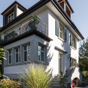 Um- und Anbau Reiheneinfamilienhaus