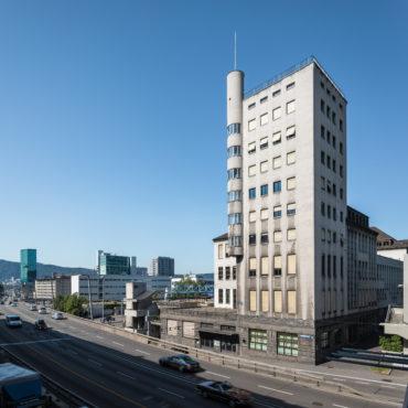 Umbau Kirchgemeindehaus Wipkingen in Etappen