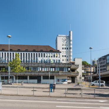 Umbau Kirchgemeindehaus Wipkingen in Etappen 1