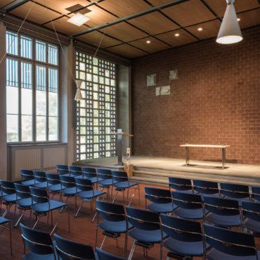 Gesamtsanierung mit Liftanbau Kirche Letten 3