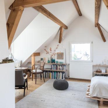 Umbau und Renovation Einfamilienhaus in Etappen 3