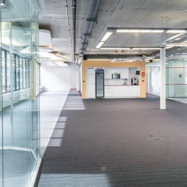 Büro- und Laborausbau Geschäftshaus 1
