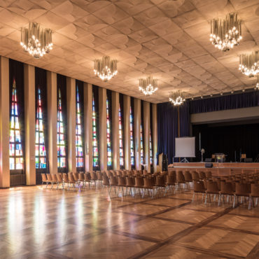 Umbau Kirchgemeindehaus Wipkingen in Etappen 2
