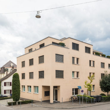 "Neubau Überbauung ""Zum Waidberg"" 1"