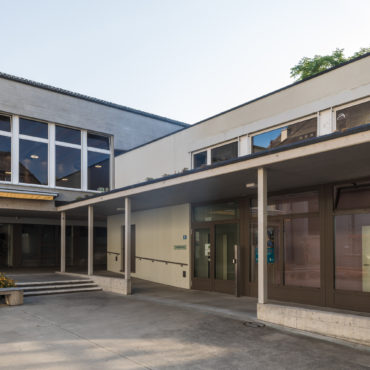 Um- und Anbau Pfarreizentrum Guthirt