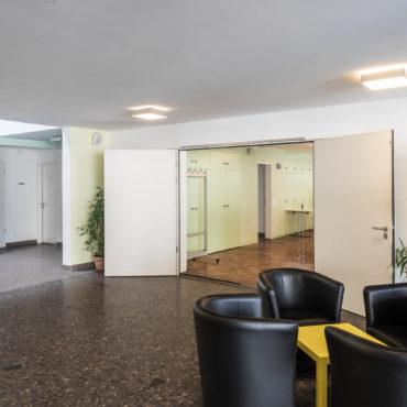 Um- und Anbau Pfarreizentrum Guthirt 3