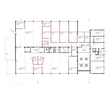 Umbau Geschäftshaus 7