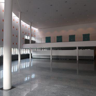 Büroausbau Geschäftshaus