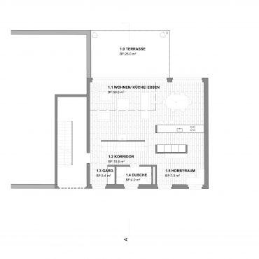 Ersatzneubau Wohnhaus 7