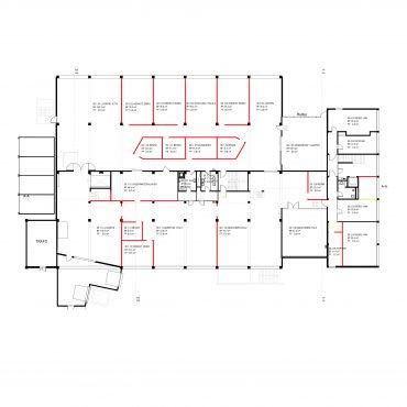 Umbau Geschäftshaus 5