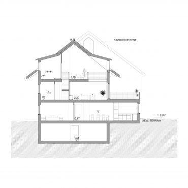 Ersatzneubau Wohnhaus 8