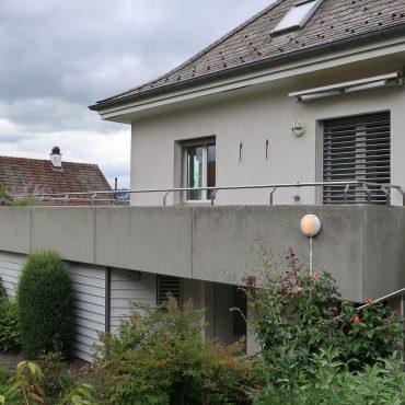 Umbau Einfamilienhaus 1