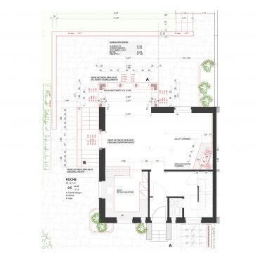 Um- und Anbau Reiheneinfamilienhaus 6